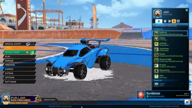 Watch and share Rocket League 2019.07.07 - 21.51.38.04.DVR GIFs on Gfycat