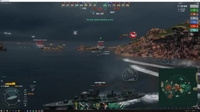 Watch World of Warships 2018 GIF on Gfycat. Discover more related GIFs on Gfycat
