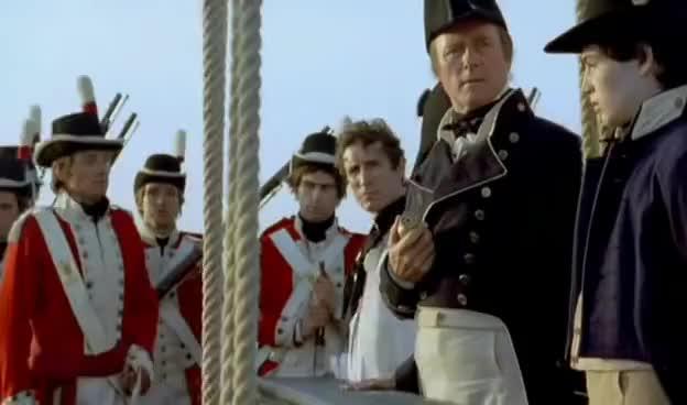 Watch and share Hornblower   S02   E01   Mutiny GIFs on Gfycat