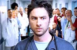 Watch fighting dragons; GIF on Gfycat. Discover more **, alyssa, gifchallenge, i miss this show so much, scrubs, seriously where are the scrubs blogs, tvedits, zach braff GIFs on Gfycat