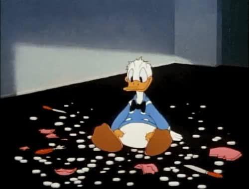 Watch and share Donald Duck Gif GIFs and Disney Gif GIFs on Gfycat