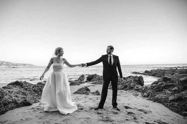 Watch and share Adorable GIF From Our Bride's Laguna Beach Wedding! GIFs on Gfycat