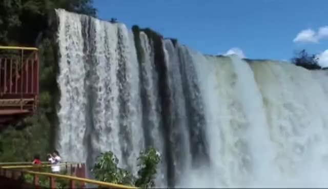 Watch and share The World's Most Beautiful Waterfalls GIFs on Gfycat