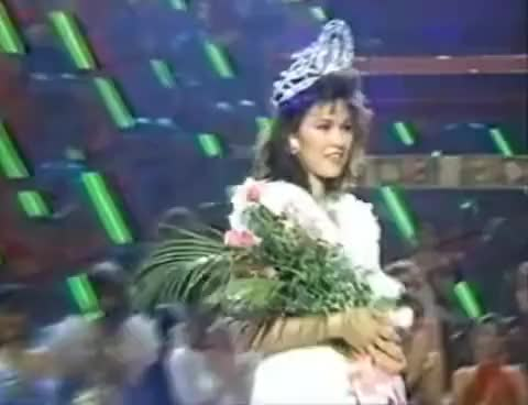 Watch mu 1988 GIF on Gfycat. Discover more 1988, Bui, Crowning, Miss, Moment, Nakhirunkanok, Porntip, Universe GIFs on Gfycat