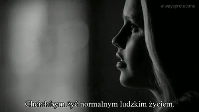 Watch Pamitniki Wampirow 4x18 GIF on Gfycat. Discover more Pamiętniki Wampirów, gif, normalne życie, polski gif, rebekah mikaelson, the vampire diaries 4x18, tvd 4x18 GIFs on Gfycat