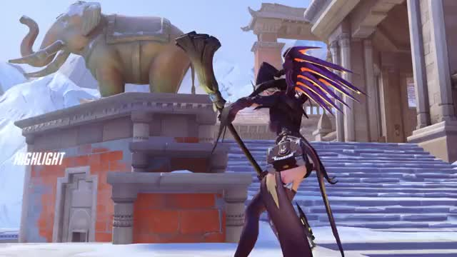 Watch broom beats sword 18-11-14 00-12-44 GIF on Gfycat. Discover more Overwatch, highlight GIFs on Gfycat