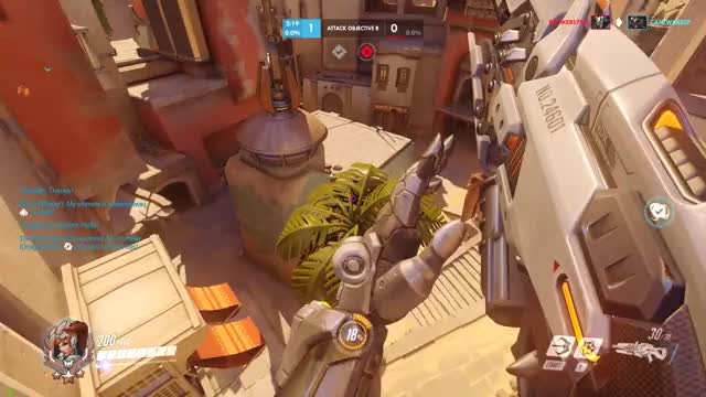 Watch and share Overwatch GIFs by santy97 on Gfycat