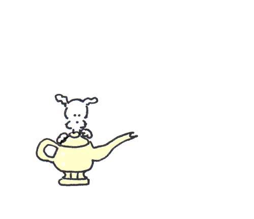 Watch and share Magic Lamp GIFs and Wishing GIFs on Gfycat