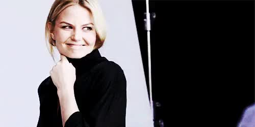 Watch and share How Are You So Cute GIFs and Jennifer Morrison GIFs on Gfycat