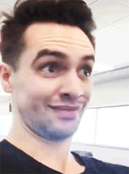 Watch and share Brendon Urie Hair GIFs on Gfycat
