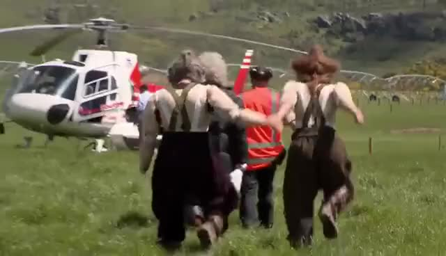 Watch Skipping Dwarfs GIF on Gfycat. Discover more related GIFs on Gfycat
