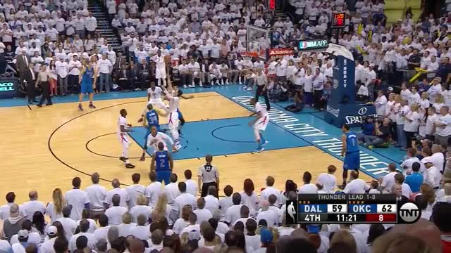 Watch and share Maverciks GIFs and Thunder GIFs by dirk41 on Gfycat