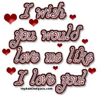 Watch and share Wish You Would Love Me Like I Love You Hearts Facebook Graphic GIFs on Gfycat