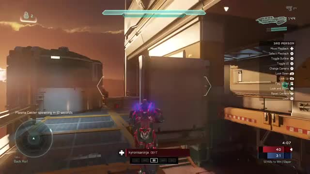 Watch this GIF by Gamer DVR (@xboxdvr) on Gfycat. Discover more Halo5Guardians, kyronisaninja, xbox, xbox dvr, xbox one GIFs on Gfycat