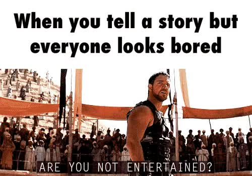 Watch and share Russell Crowe GIFs and Meme GIFs on Gfycat