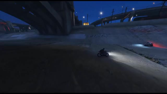 Watch and share Motorcycle GIFs and Gtav GIFs by dieseloscifer on Gfycat