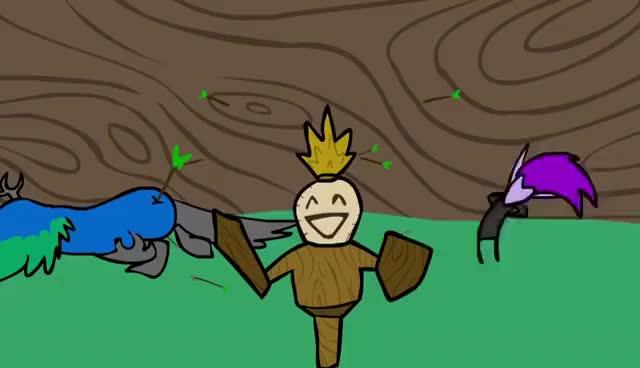 Watch and share Wowcraft Episode 4 Training Dummy GIFs on Gfycat