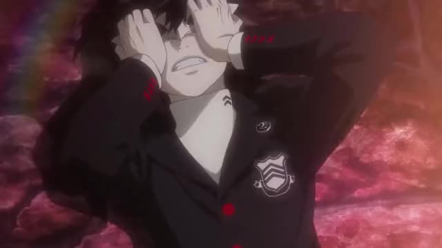 Watch and share Awakening GIFs and Persona5 GIFs by KOBAKZOOK on Gfycat
