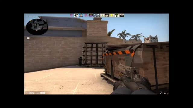 Watch and share 1v4 Ace Clutch GIFs on Gfycat