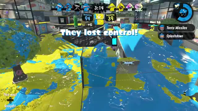 Watch and share Splatoon 2 GIFs by Tiger Ears on Gfycat