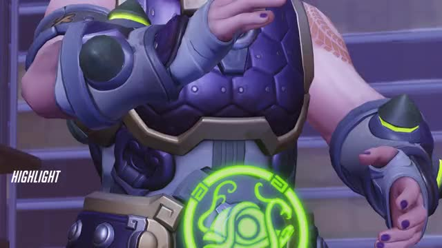 Watch and share Highlight GIFs and Overwatch GIFs by SquishyDough on Gfycat