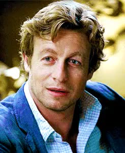 """Watch """"Well, Teresa Lisbon's dead body would be the perfect thing. GIF on Gfycat. Discover more jisbon, mentalistedits, patrick jane, the mentalist GIFs on Gfycat"""