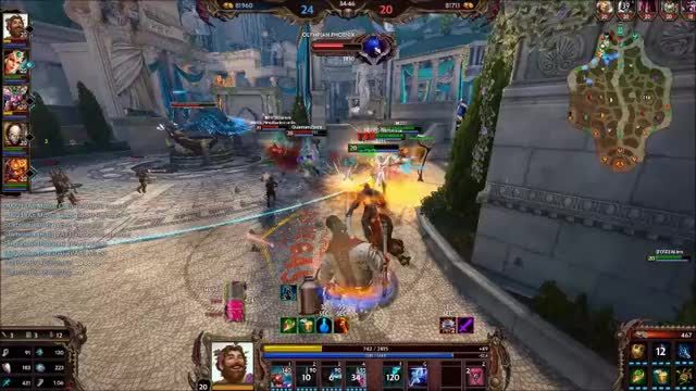Watch and share Smite Sketchy Server Drop GIFs by ardx33 on Gfycat