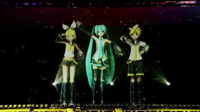 Watch and share Vocaloid GIFs on Gfycat
