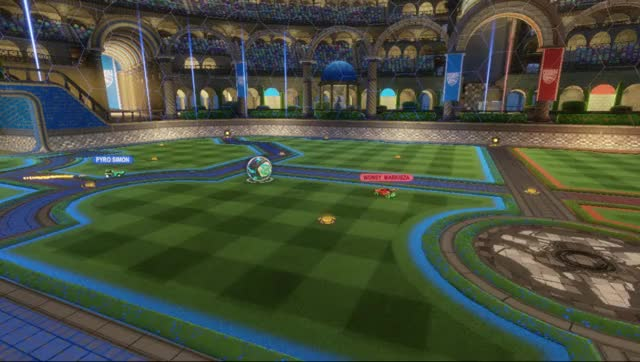 Watch RocketLeague GIF by Burst| simon (@simontilburgs) on Gfycat. Discover more rocketleague GIFs on Gfycat
