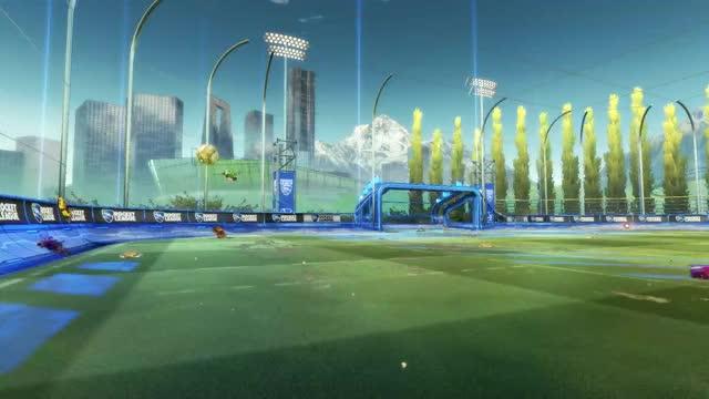 Watch and share Rocket League GIFs by codyrg on Gfycat
