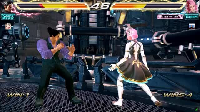 Watch and share Tekken7 GIFs by Grent on Gfycat