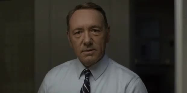 Watch post House of Cards Welcome Back gi GIF on Gfycat. Discover more related GIFs on Gfycat