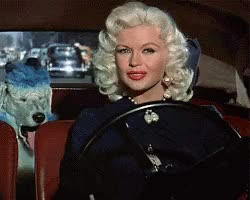 Watch and share Jayne Mansfield GIFs and Favorite Movie GIFs on Gfycat