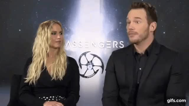 Watch and share Chris Pratt GIFs and Sex GIFs on Gfycat