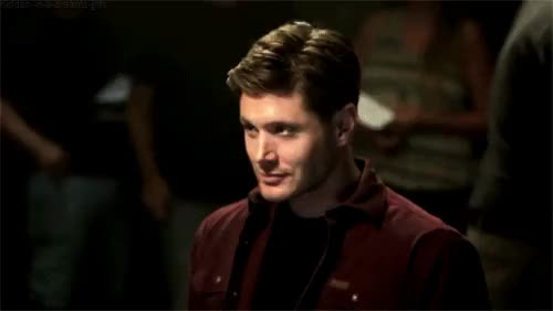 Watch and share Dean Winking GIFs on Gfycat
