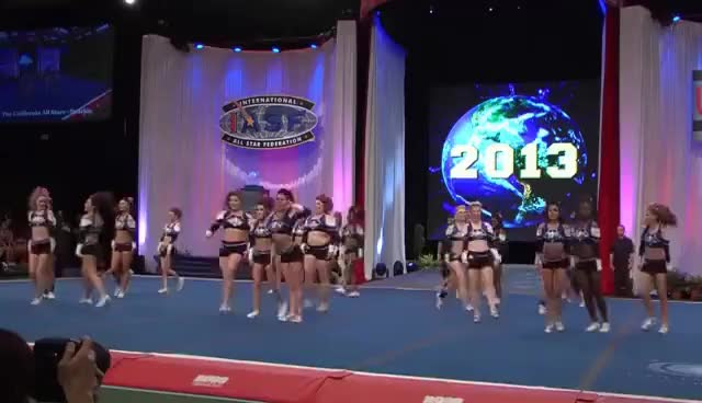Watch and share Cheerleader GIFs and California GIFs on Gfycat