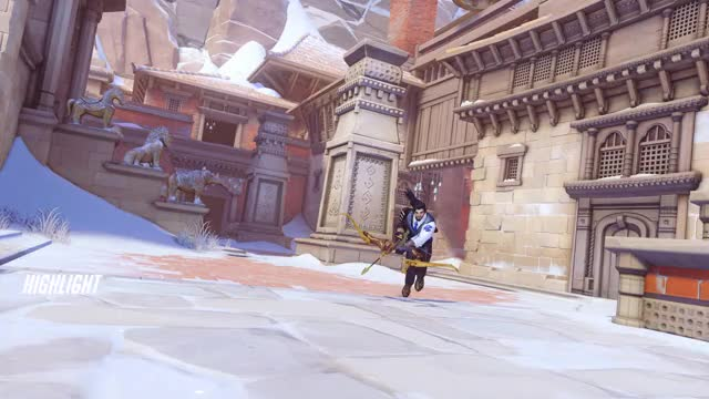 Watch and share Highlight GIFs and Overwatch GIFs by nakano on Gfycat