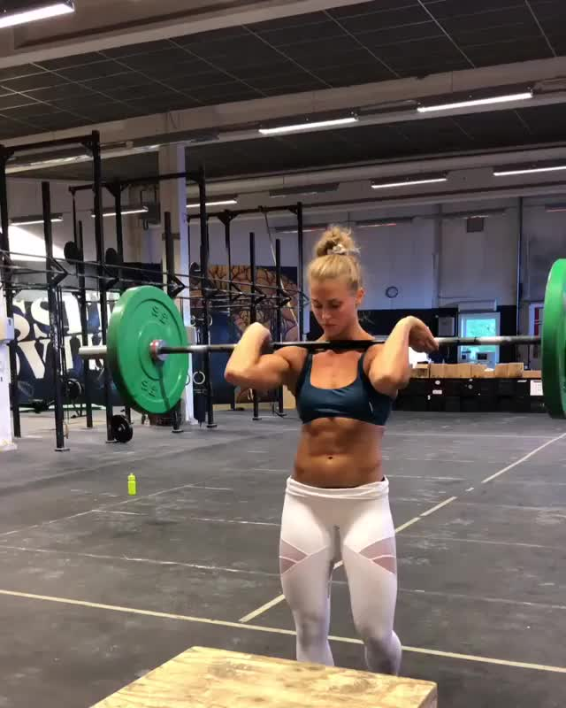 Watch Nordic weightlifter and model Synne Krokstad GIF by RespectMyAuthoriteh (@respectmyauth) on Gfycat. Discover more StreetFighter GIFs on Gfycat