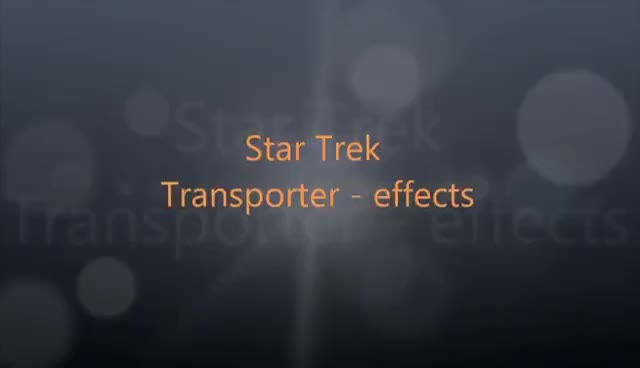 """Watch and share Star Trek Transporter Effect """"energize"""" 3 GIFs on Gfycat"""