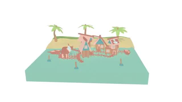 Watch and share Fishing Village 1.0047 GIFs on Gfycat