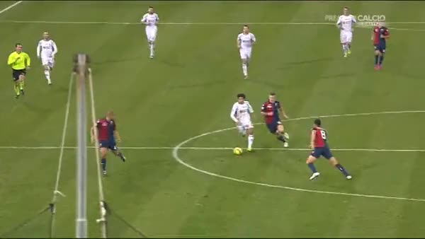 Watch and share Burdisso (Genoa) Red Card Vs. Fiorentina - 31 Jan 2015 GIFs on Gfycat
