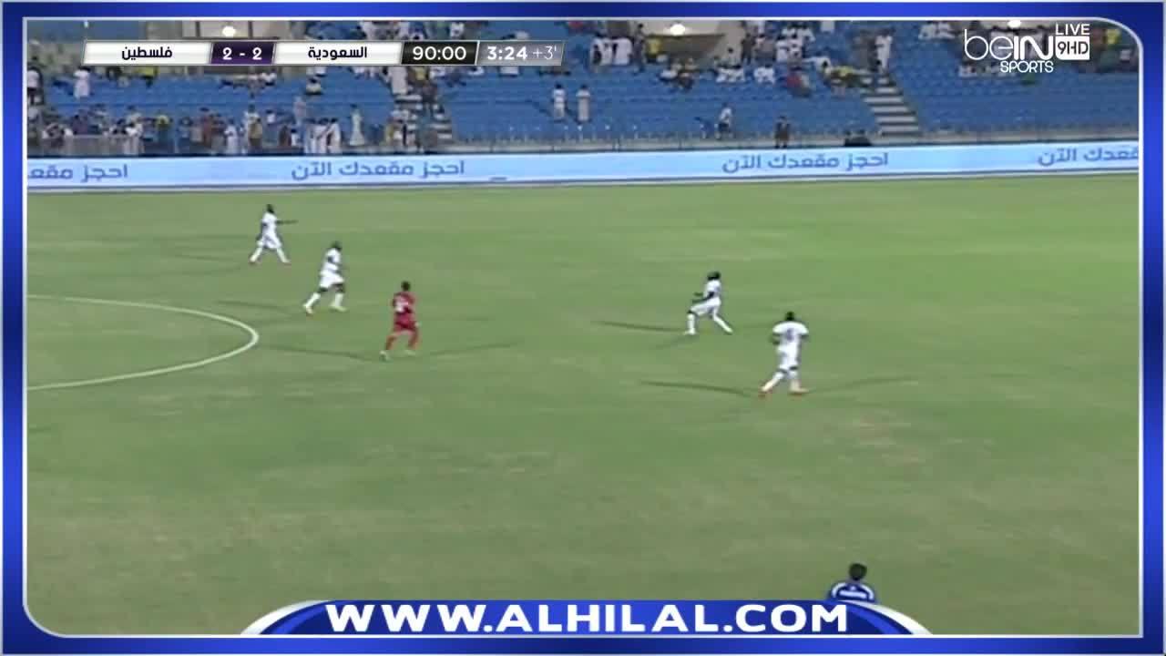 soccergifs, هدف السعودية الثالث على فلسطين - محمد السهلاوي - تصفيات كأس العالم 2018 ج1 (reddit) GIFs