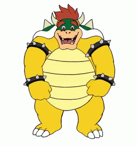 Watch Dancing Bowser GIF on Gfycat. Discover more related GIFs on Gfycat