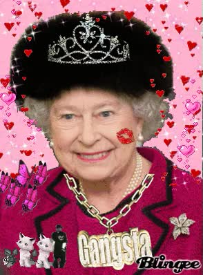 Watch Bling Elizabeth II 2 GIF on Gfycat. Discover more queen elizabeth GIFs on Gfycat