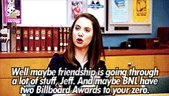 Watch I'll watch over you GIF on Gfycat. Discover more ^, community, community meme, don't argue on that with me, mine:community, my favorite scene of all the time okay, the study group GIFs on Gfycat