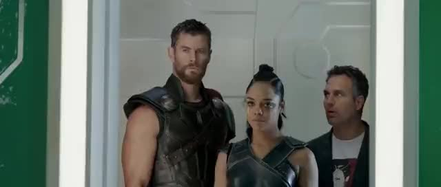 """Watch and share """"Thor: Ragnarok"""" Official Trailer GIFs on Gfycat"""