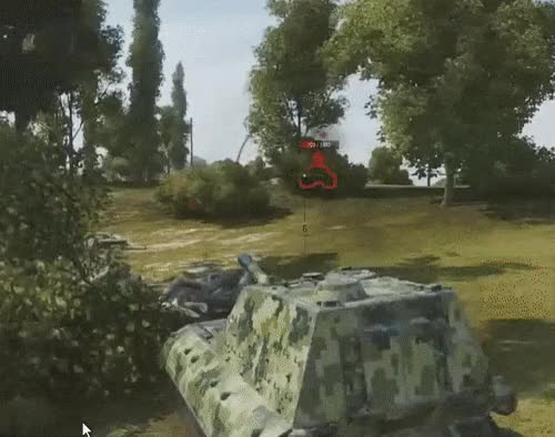 Watch Please no shoot! GIF on Gfycat. Discover more no, tank, worldoftanks GIFs on Gfycat