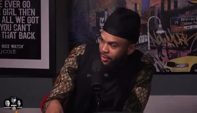 Watch and share Jidenna Goes Off ... Fake OGs, African Diaspora & Police Brutality GIFs on Gfycat