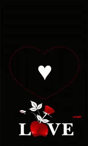 Watch and share Imagenes Con Movimiento De Corazones Love GIFs on Gfycat