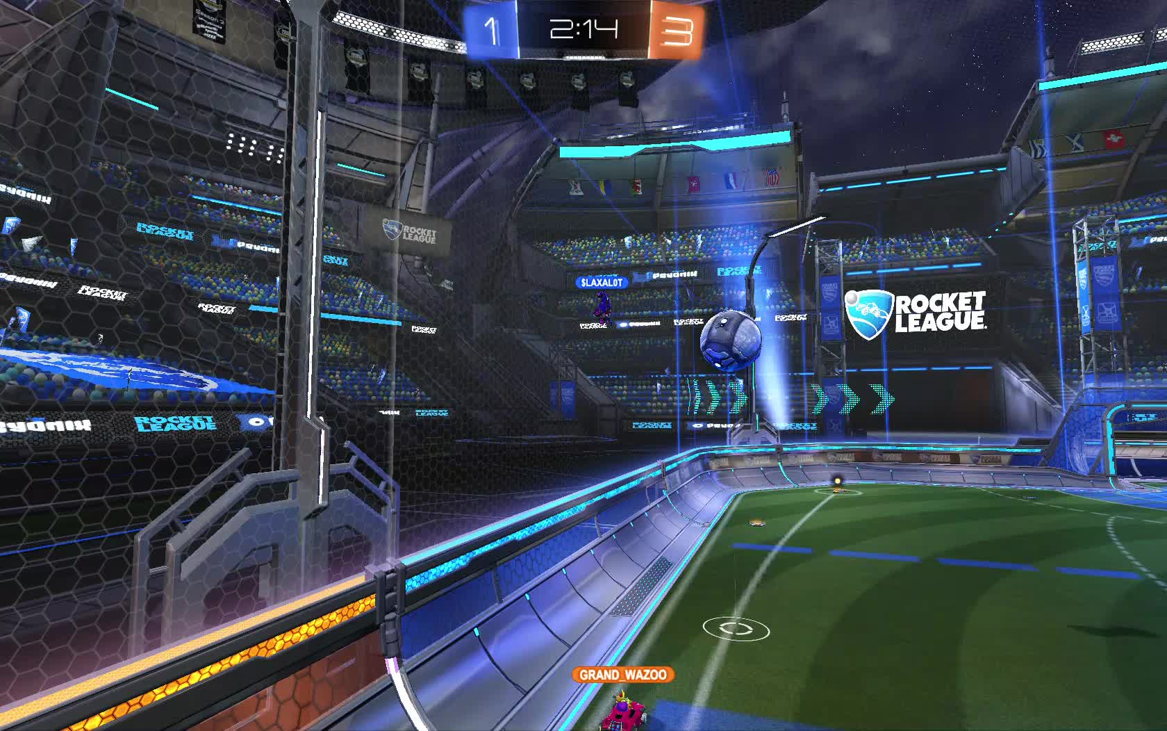 Rocket League, Rocket League GIFs